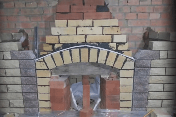 6 способов, как сделать фальш-камин своими руками | строительный блог вити петрова