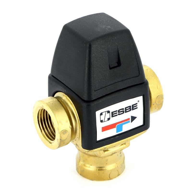 Термостатический клапан отопления - виды, устройство, установка*