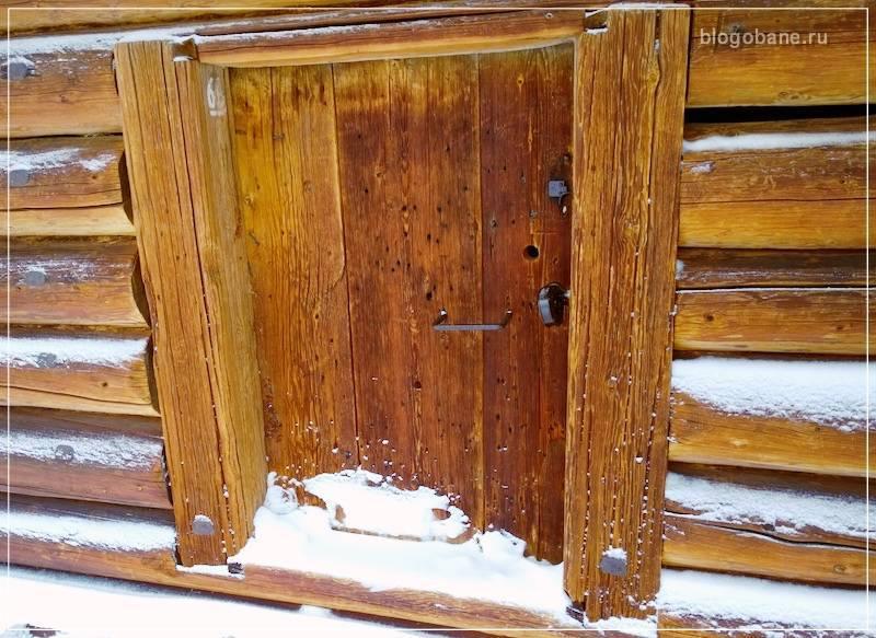 Как утеплить дверь в бане варианты бюджетных материало