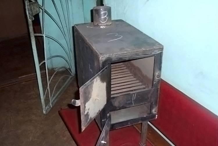 Какая металлическая печь для дома лучше – разновидности, различия, преимущества и недостатки