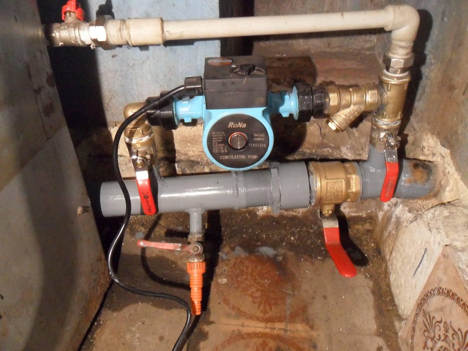 Кто и как может проверить насос отопления? - самстрой - строительство, дизайн, архитектура.