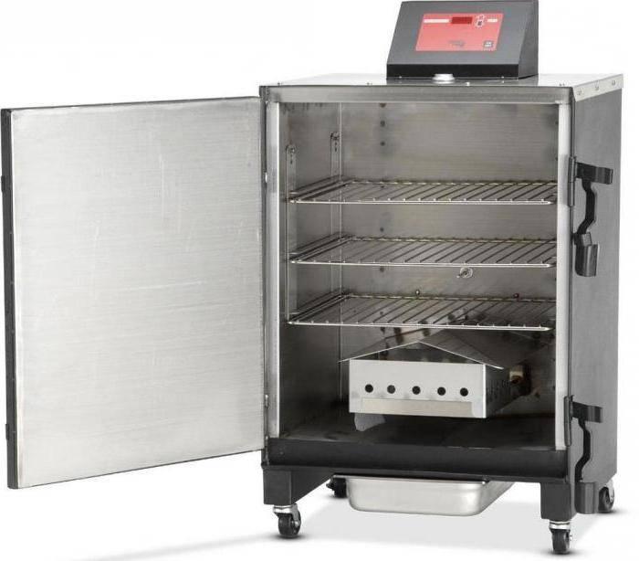 Домашняя кухонная коптильня для газовой плиты