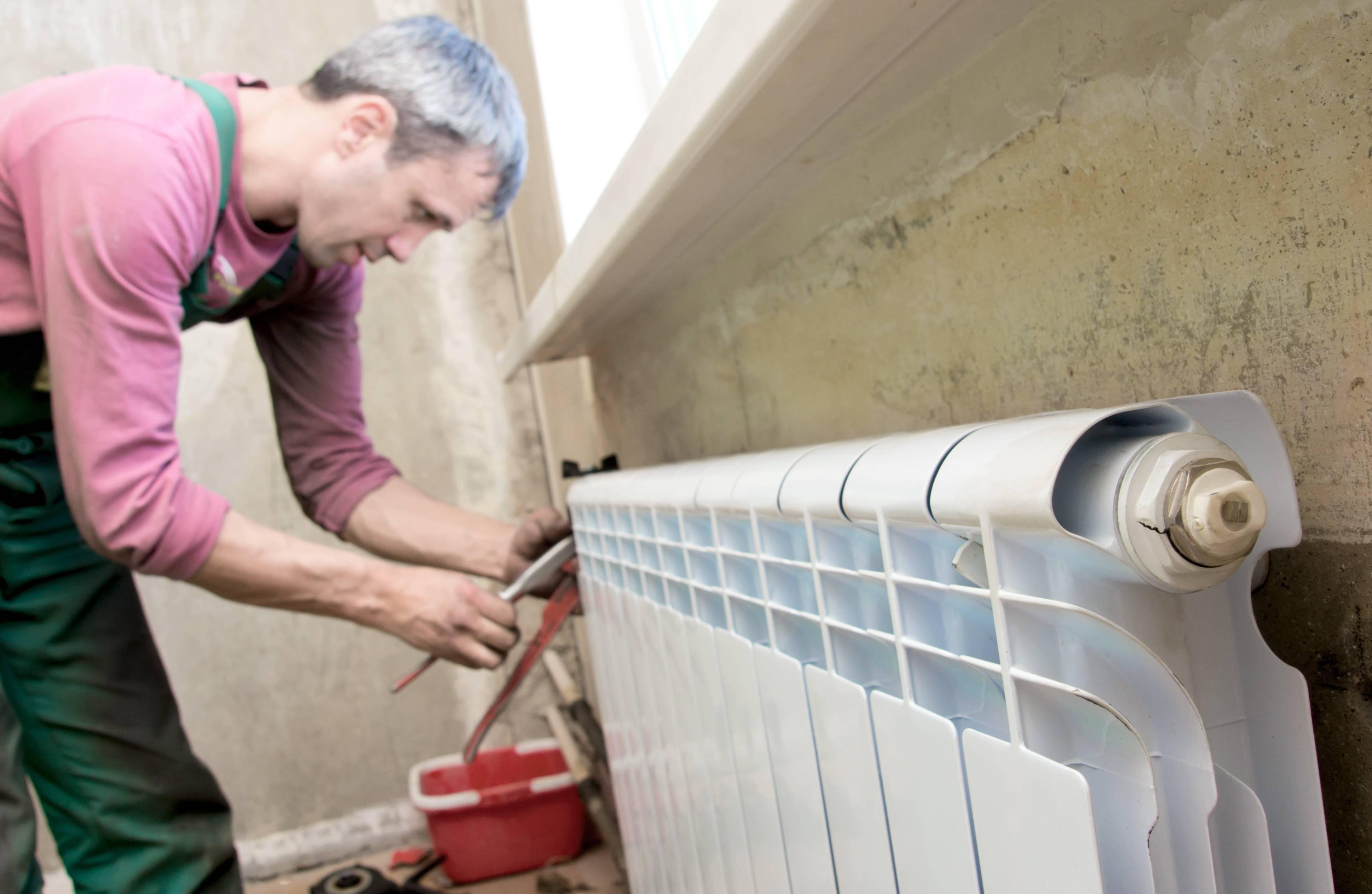 Промывка системы отопления - основные способы + видео руководство