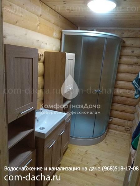 Система водоснабжения бани: схема, как устроено водоснабжение бани, монтаж зимнего и летнего водоснабжения