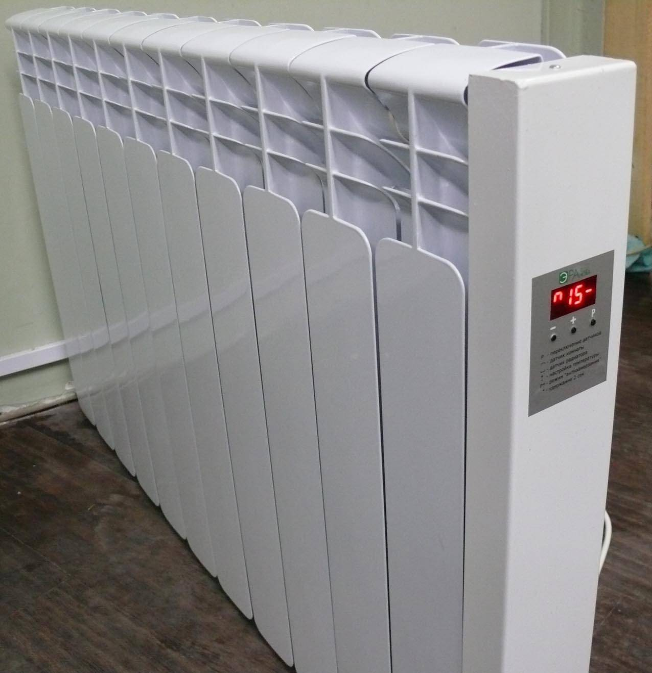 Электрические батареи отопления: современные технологии