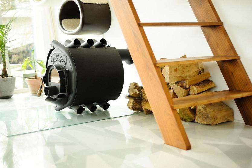 Печи булерьян: установка печки длительного горения на дровах для отопления на даче, в доме