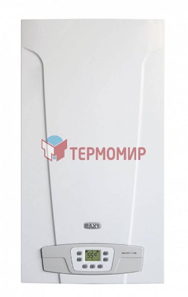 Газовые котлы baxi производства италия - характеристики и стоимость разных моделей