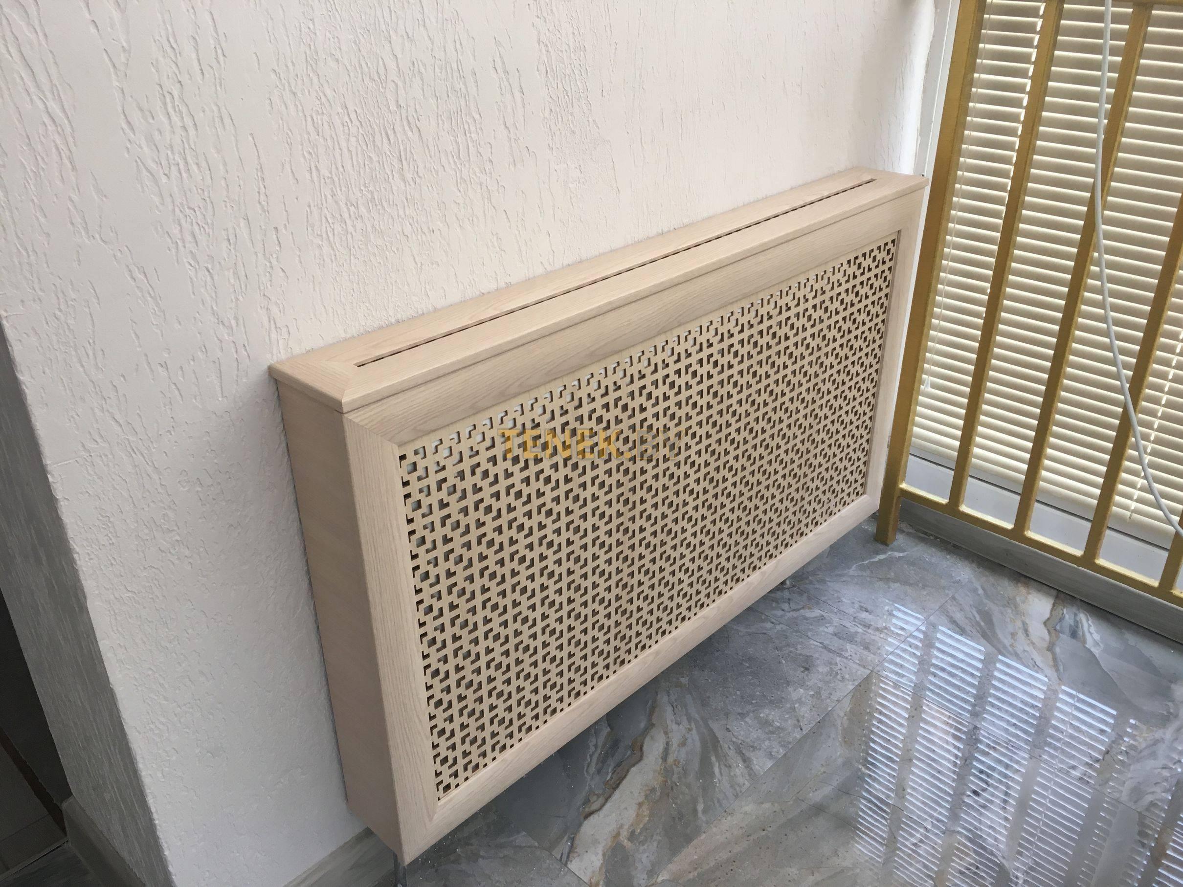 Экраны на радиаторы отопления: защитные и декоративные, фото и видео