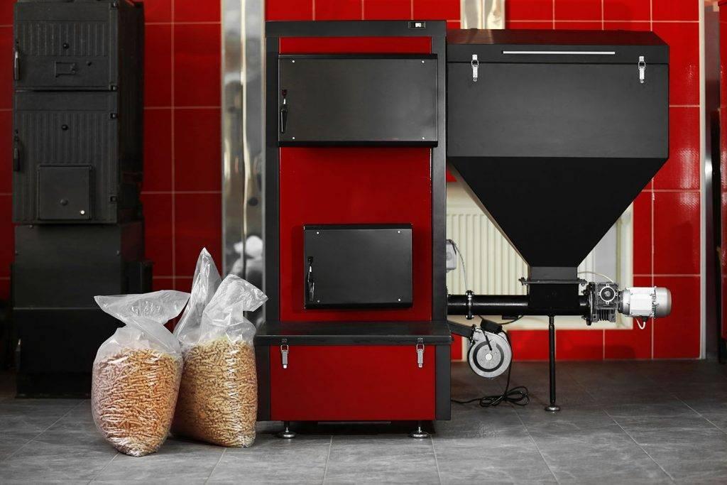 Как устроена пеллетная печь – виды, различия, принцип работы