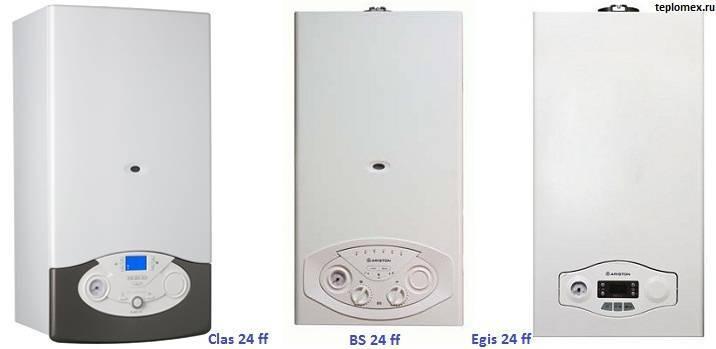 Газовые котлы ariston: разновидности и тонкости установки