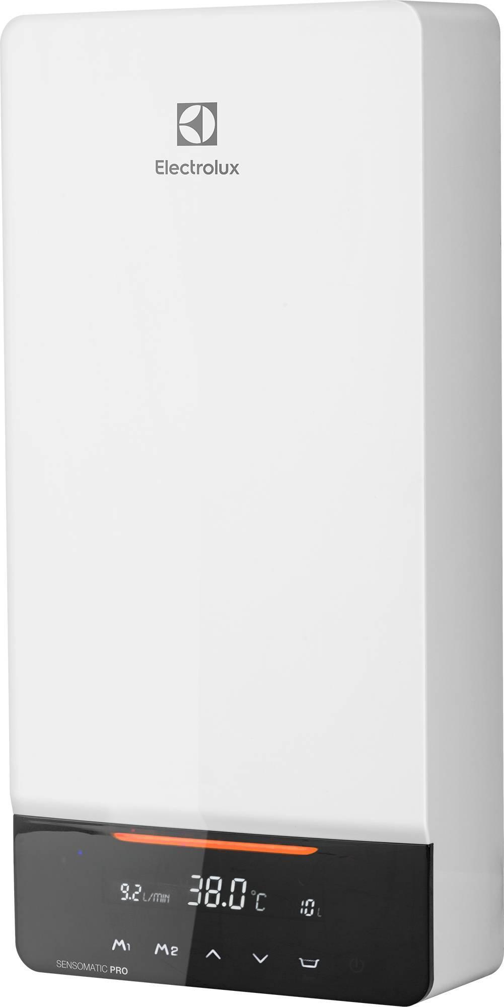 Водонагреватели electrolux: модельный ряд продукции