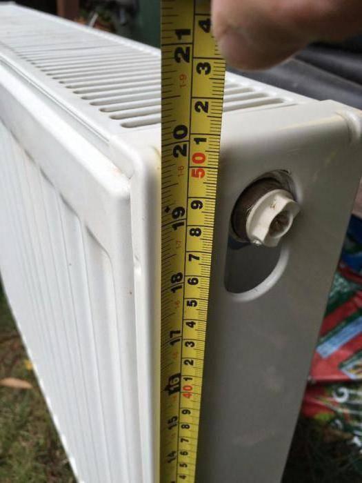 Параметры и технические характеристики биметаллических радиаторов отопления