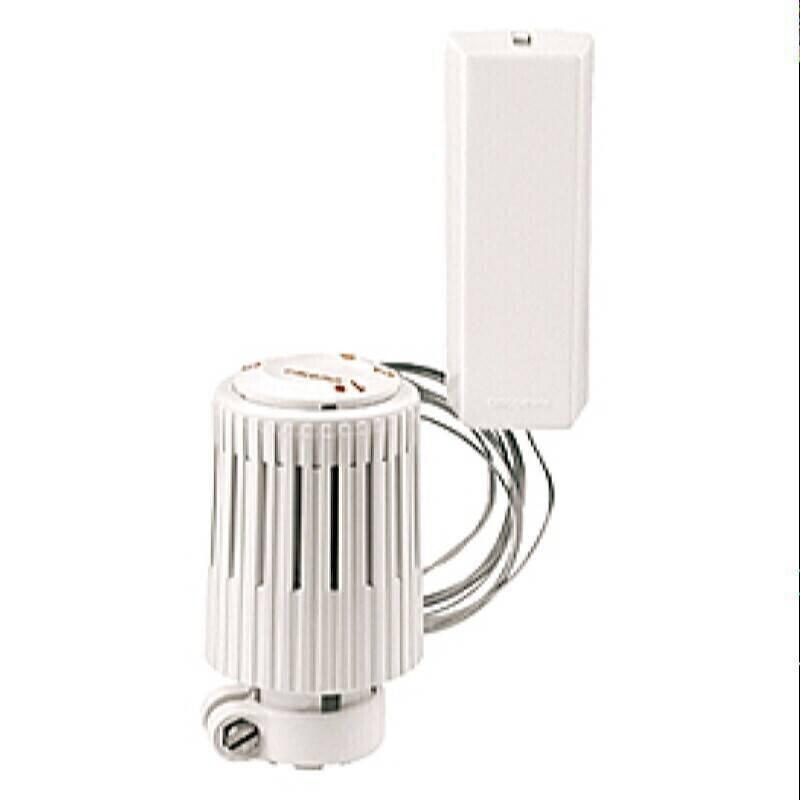 Термоголовка для водяного теплого пола - про тепло | про уют в вашем доме