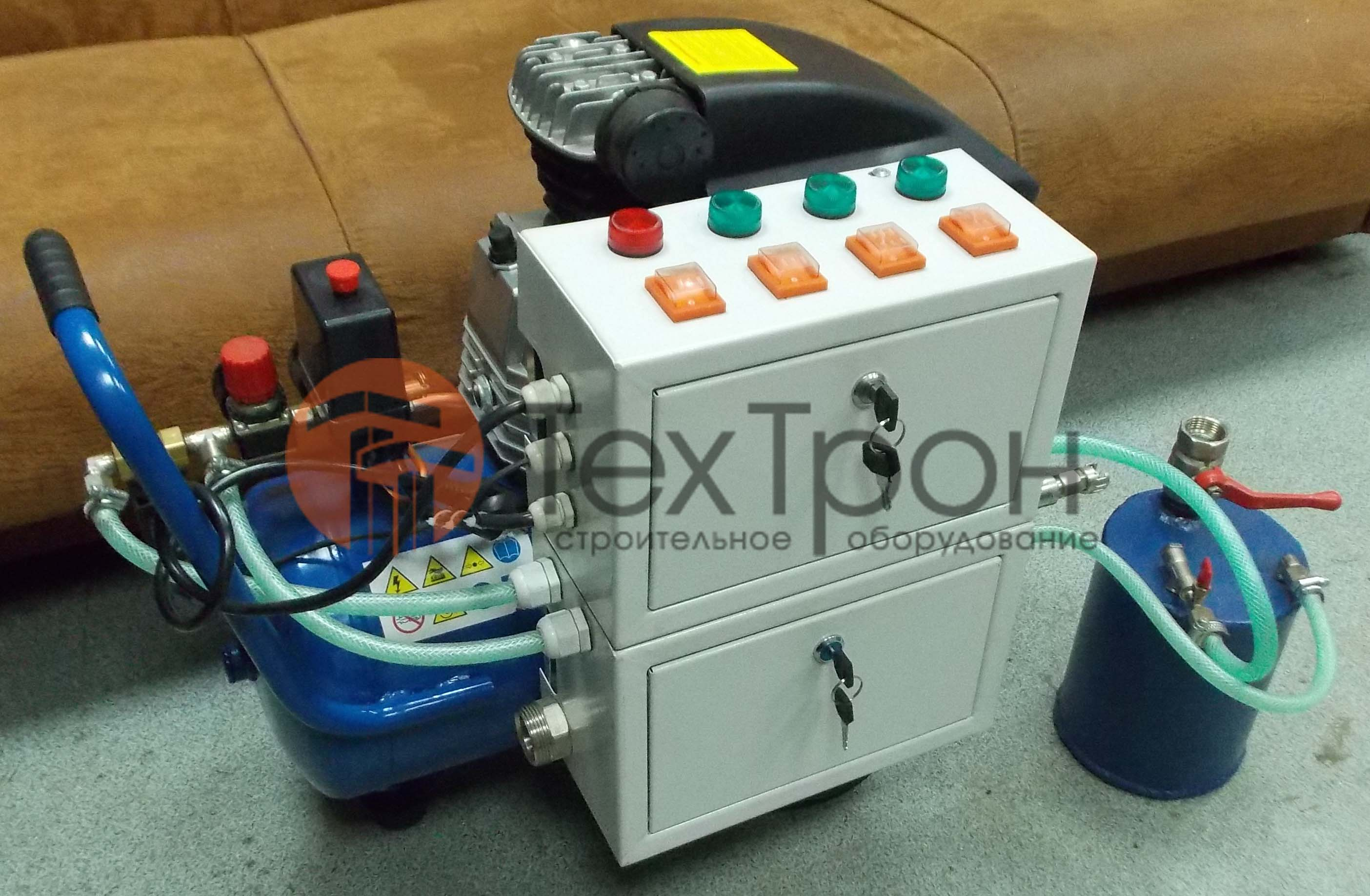 Компрессор для промывки системы отопления | всё об отоплении