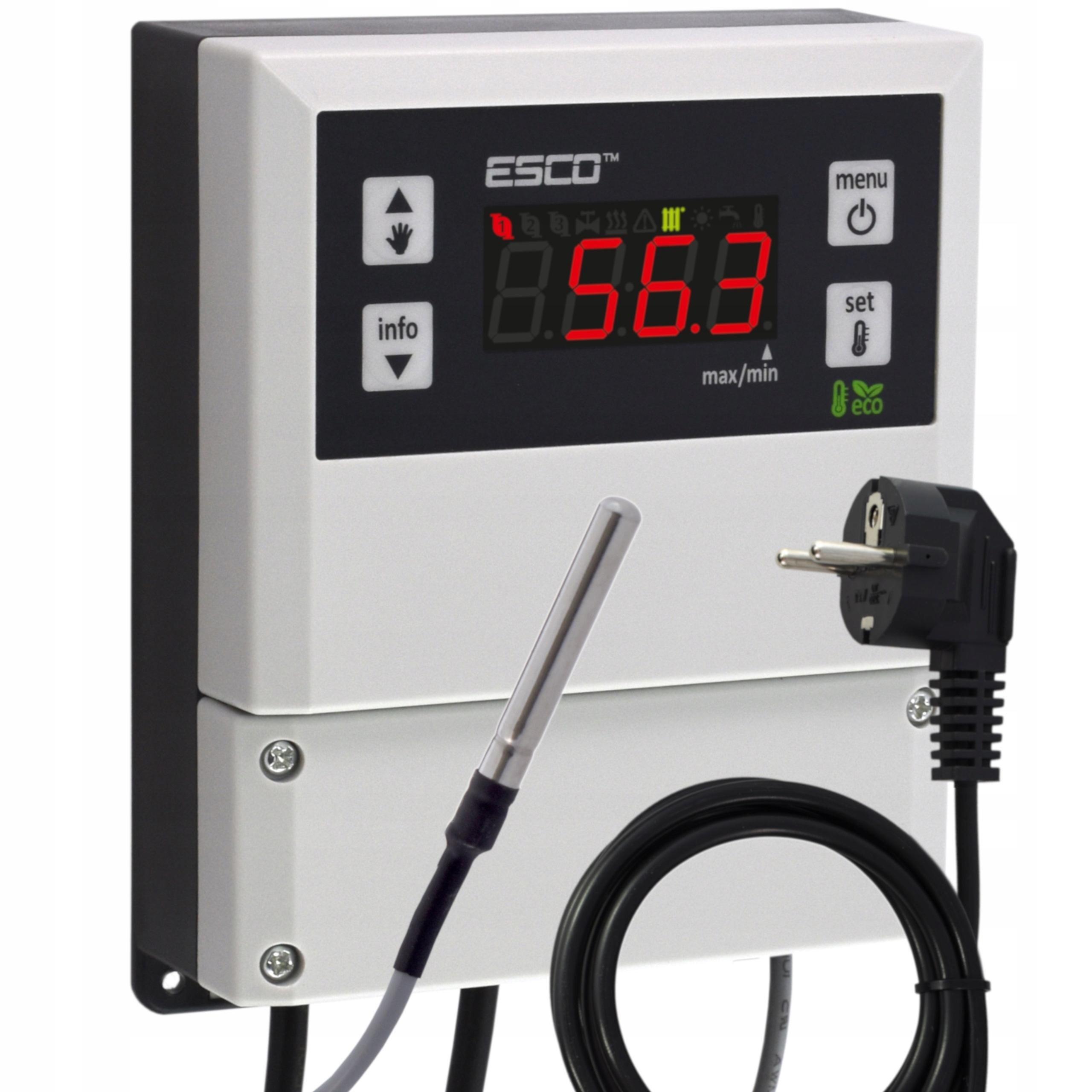 Применение термостата для отопления