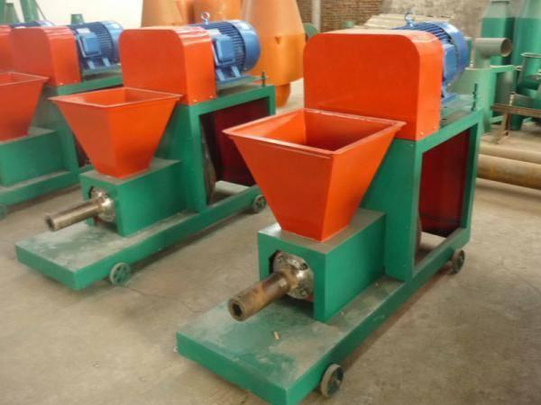 Оборудование для производства топливных брикетов: изготовление, состав и установка заводской линии
