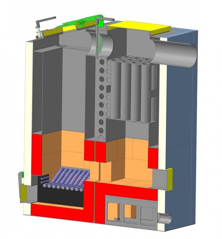 Трубный котел: как сделать простой и экономичный агрегат самостоятельно