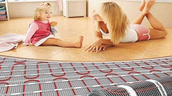 Как выбрать электрический тёплый пол