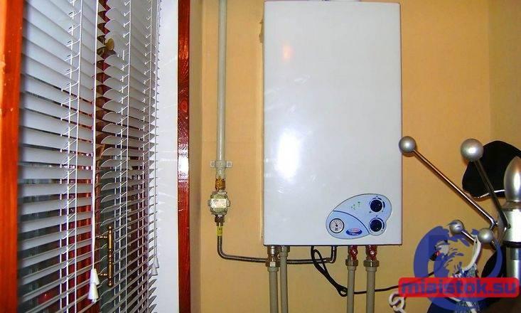 Газовое отопление в квартире - плюсы, минусы, как установить законно