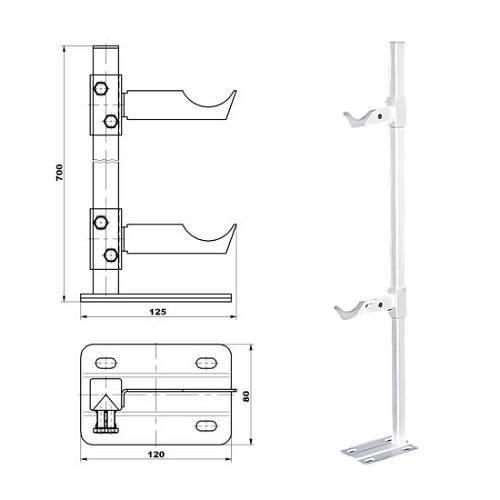 Как правильно повесить радиатор отопления самостоятельно инструкция и советы