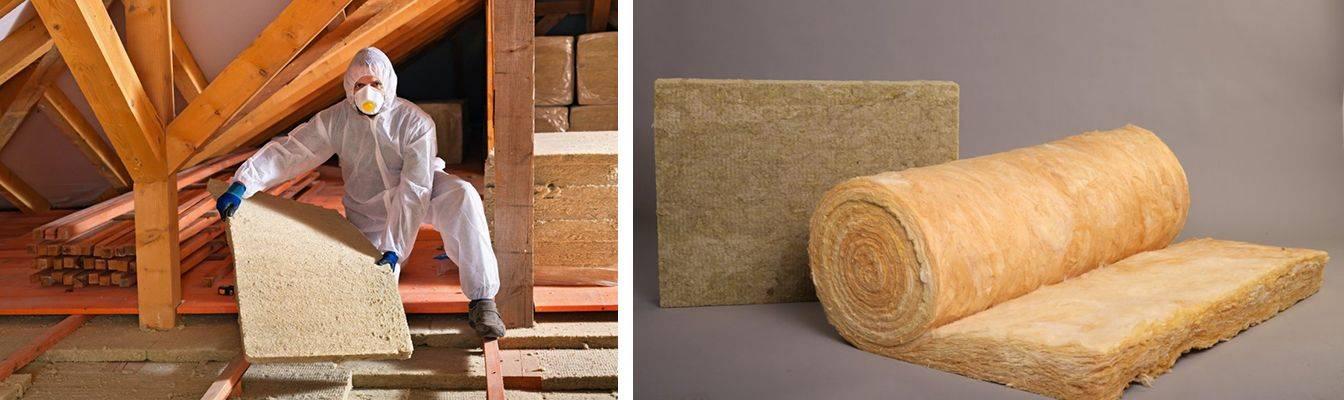 Базальтовая вата или минвата: что лучше выбрать для утепления дома?