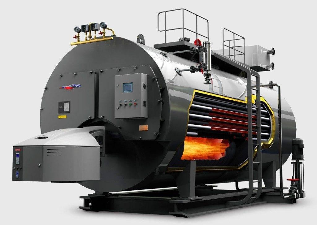 Котельное оборудование: основное и вспомогательное газовое