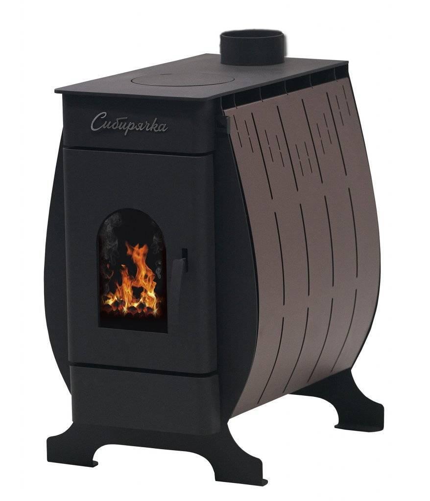 Печка для дачи на дровах выбор и советы