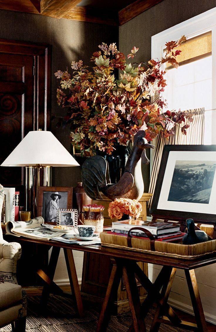 Современные элементы и предметы декора интерьера