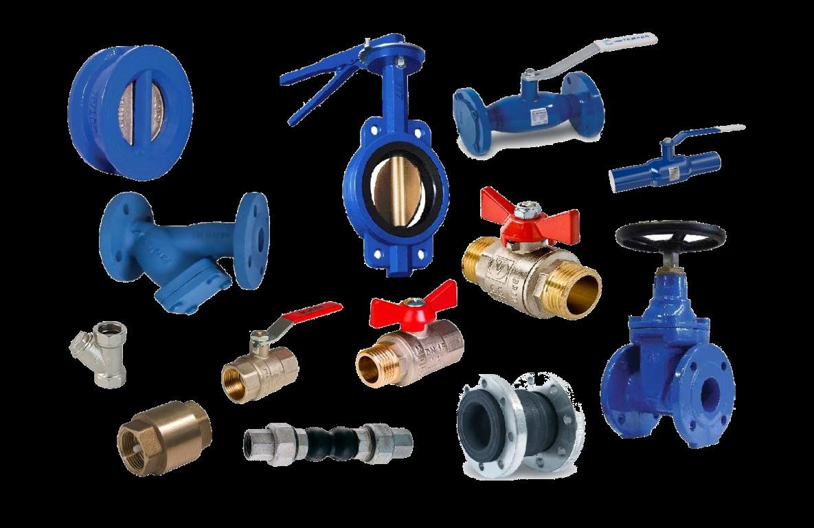 Запорная трубопроводная арматура: классификация