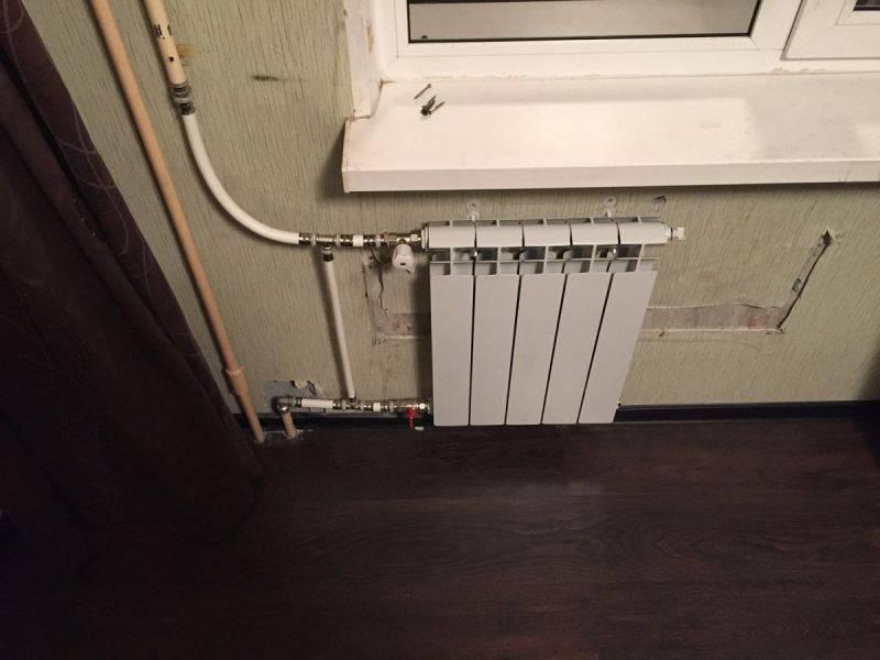 Выбираем герметик для системы отопления