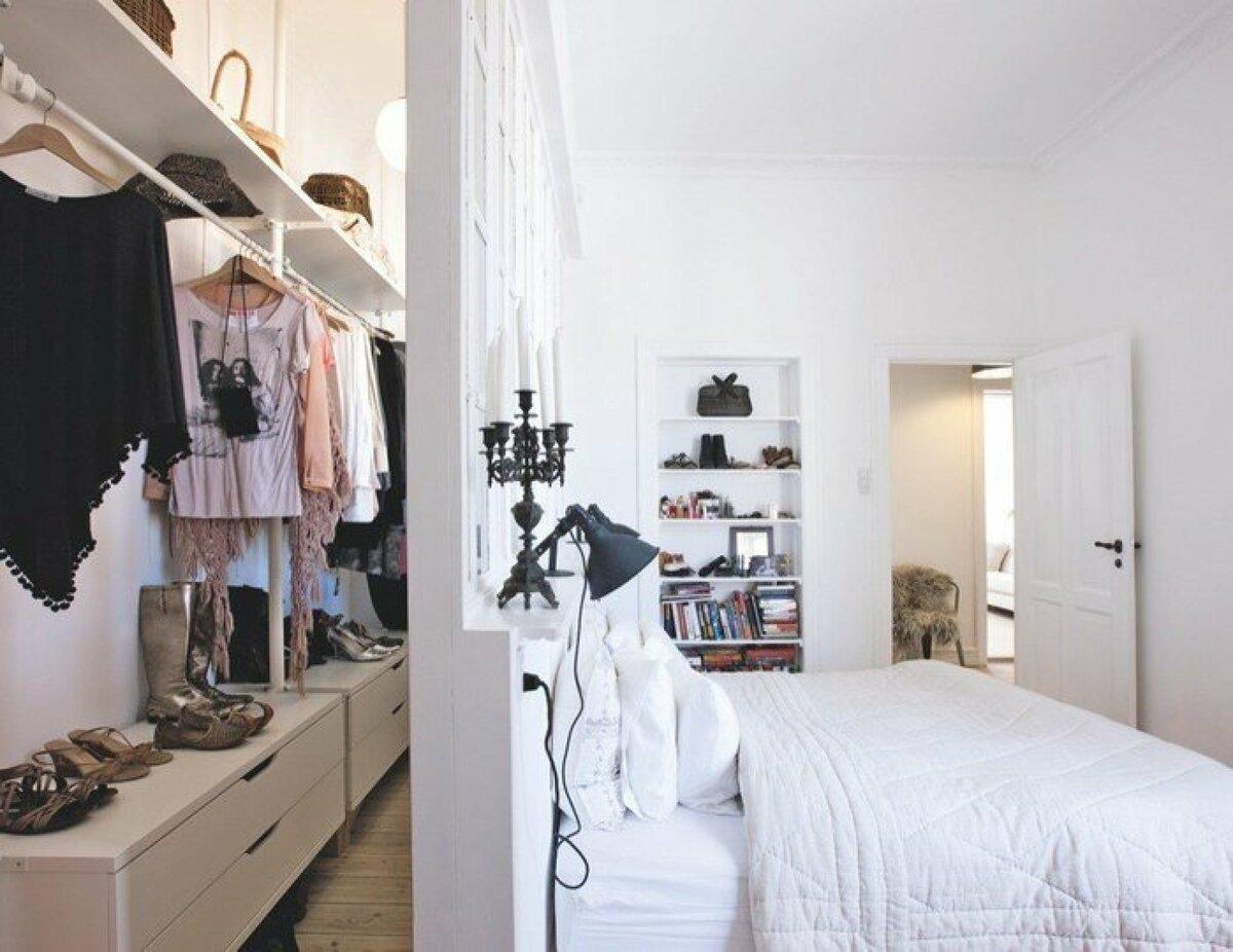 10 ошибок в обустройстве гардеробной, которые нельзя повторять - zelsanteh