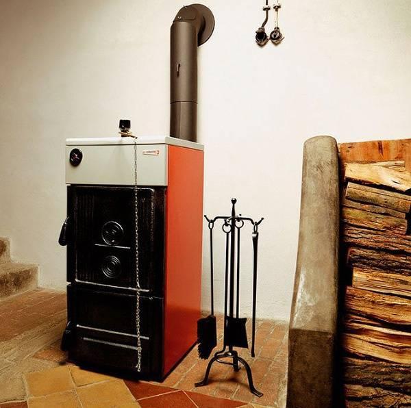 Комбинированный котёл на дровах и электричестве: как сделать универсальное отопление в частном доме