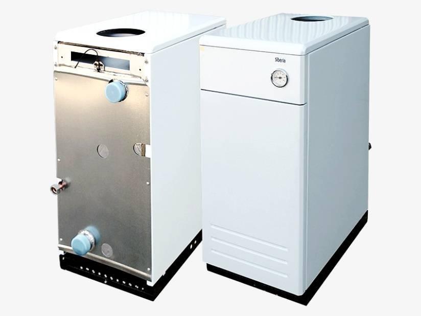 Газовые напольные котлы «сибирия» - компактные и практичные | tooran