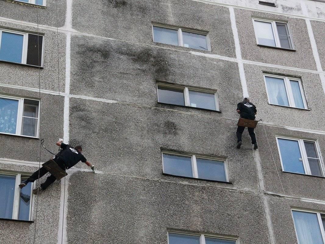 Промальпсервис - заделка швов в панельном доме. герметизация и утепление межпанельных швов. ремонт крыши балкона.