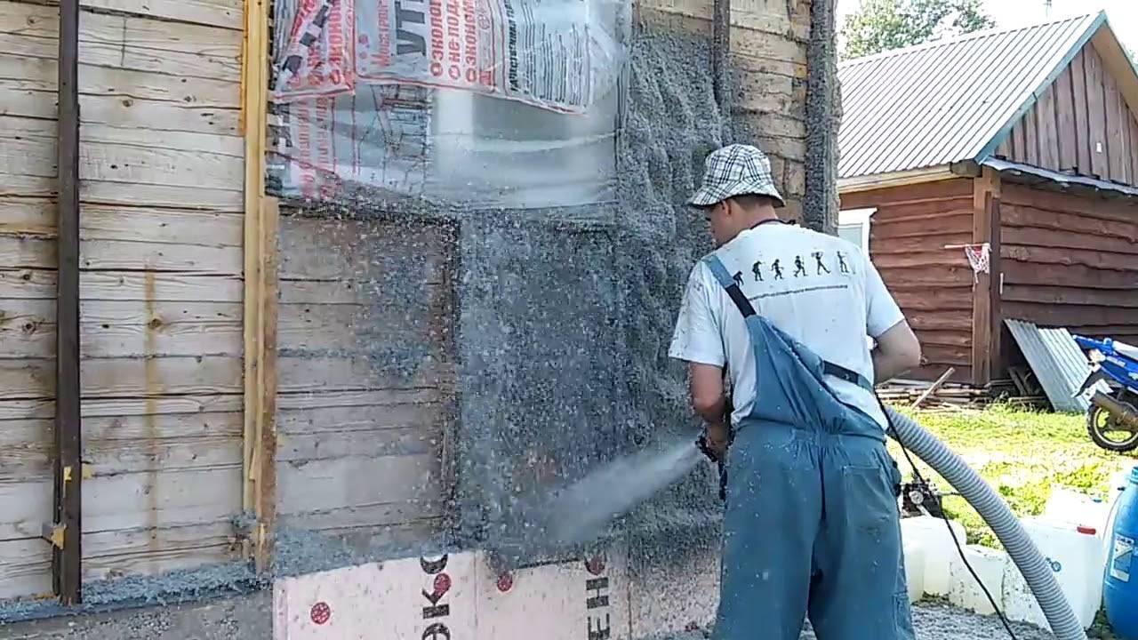 Эковата (65 фото): утепление целлюлозным материалом и недостатки утеплителя, способы нанесения на стены домов изнутри и отзывы потребителей об использовании теплоизоляции