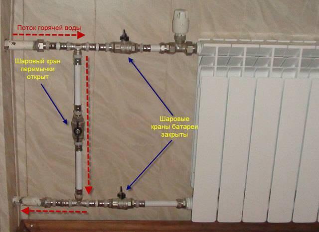 Какие краны лучше выбрать для радиаторов отопления
