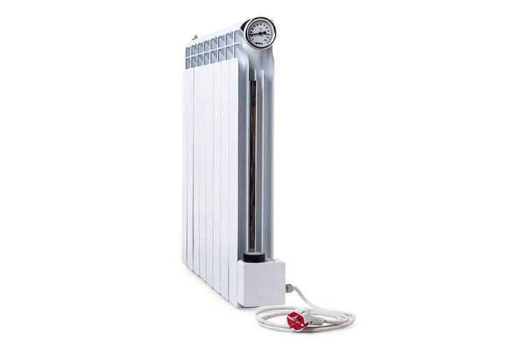 Электрическая батарея отопления - обзор видов, технических характеристик и цен
