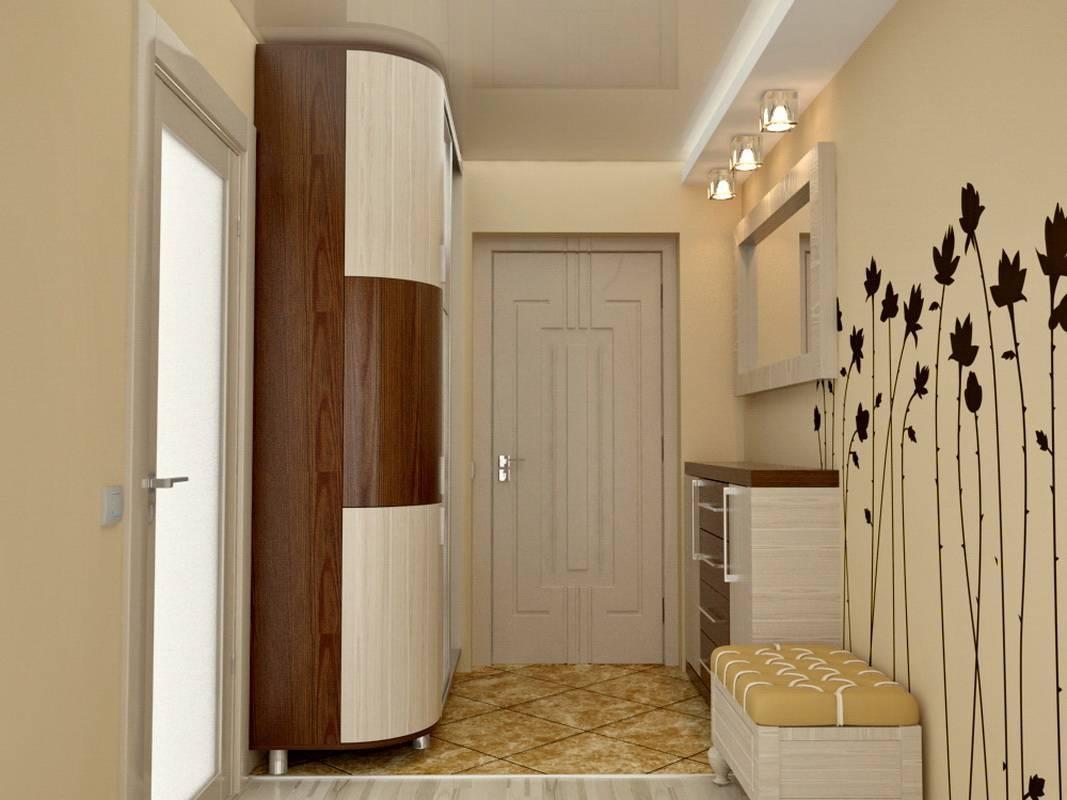 Шкаф в маленькую прихожую (52 фото): идеи дизайна прихожей с небольшим шкафом,выбираем компактные шкафы с зеркалом и радиусные модели