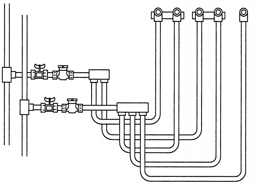 Коллектор для водоснабжения - что это и как выбрать читаем на vodatyt.ru