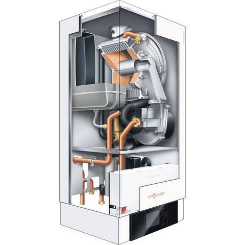 Газовый котел viessmann: обзор настенных и напольных отопительных установок