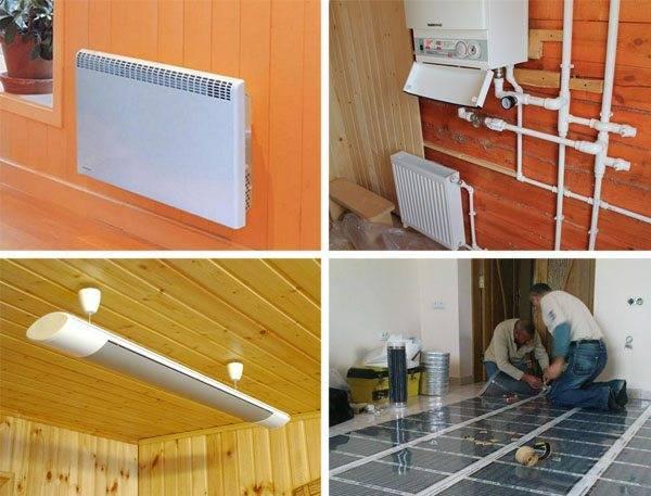 Самое дешевое отопление частного дома без газа - всё об отоплении и кондиционировании