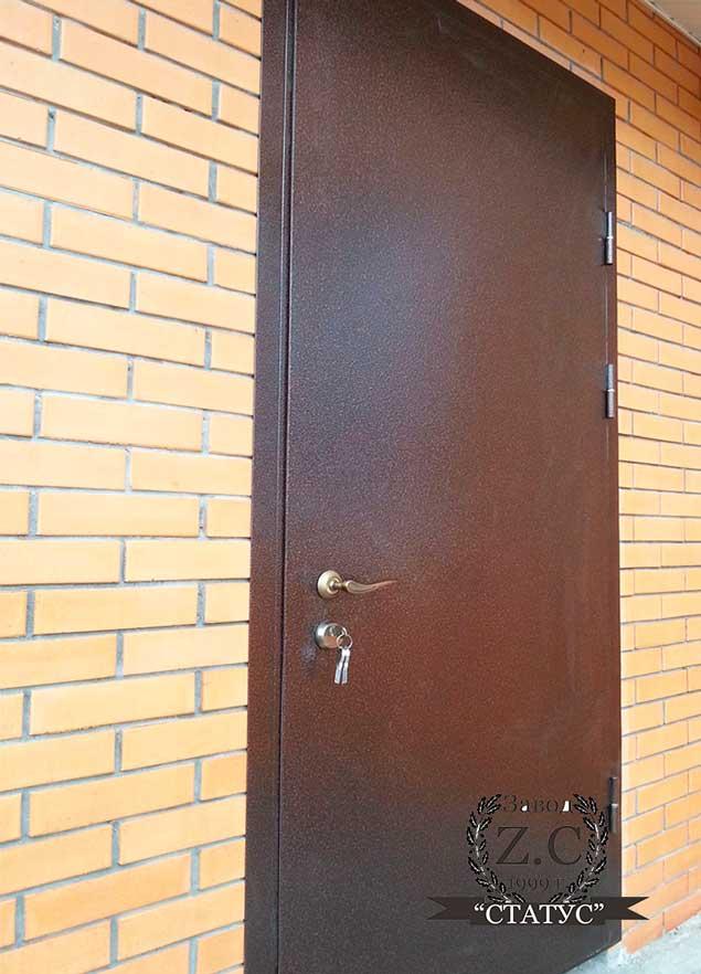 Размер входной двери с коробкой