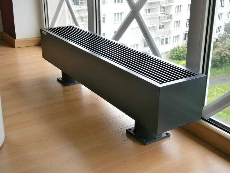 Вертикальные радиаторы отопления: 90 фото и видео рекомендации экспертов по выбору