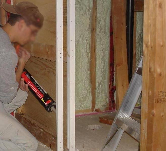 Как утеплить дверь в баню изнутри, теплоизоляция предбанника своими руками