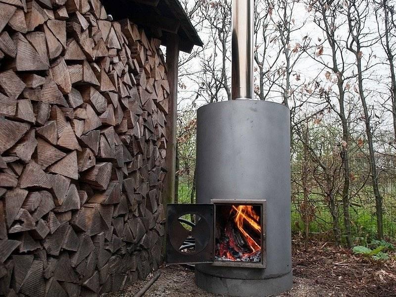 Можно ли топить печь сосновыми дровами - огород, сад, балкон - медиаплатформа миртесен