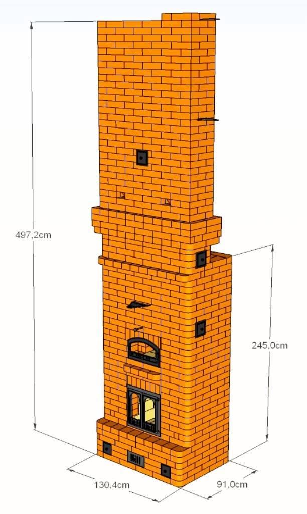 Система отопления двухэтажного дома. ищем оптимальный вариант