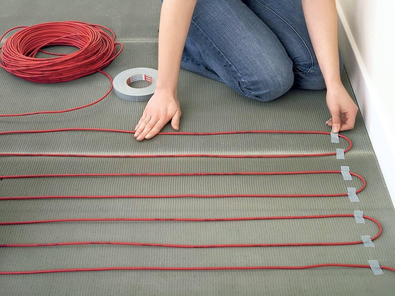 Монтаж теплого пола (89 фото): как сделать установку системы своими руками, устройство конструкции