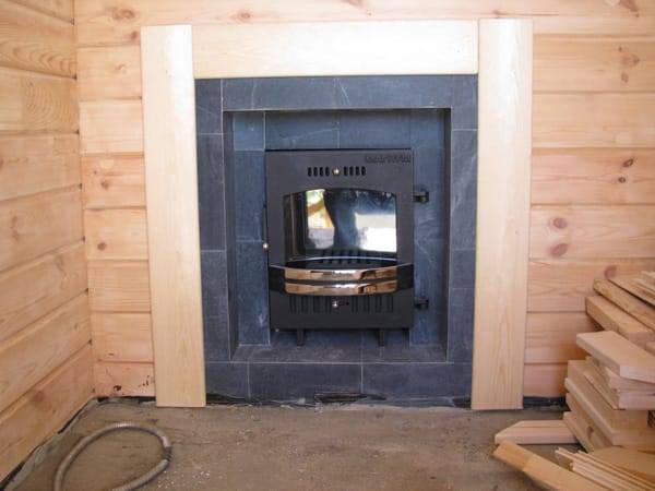 Отопление в деревянном доме дровами - система отопления
