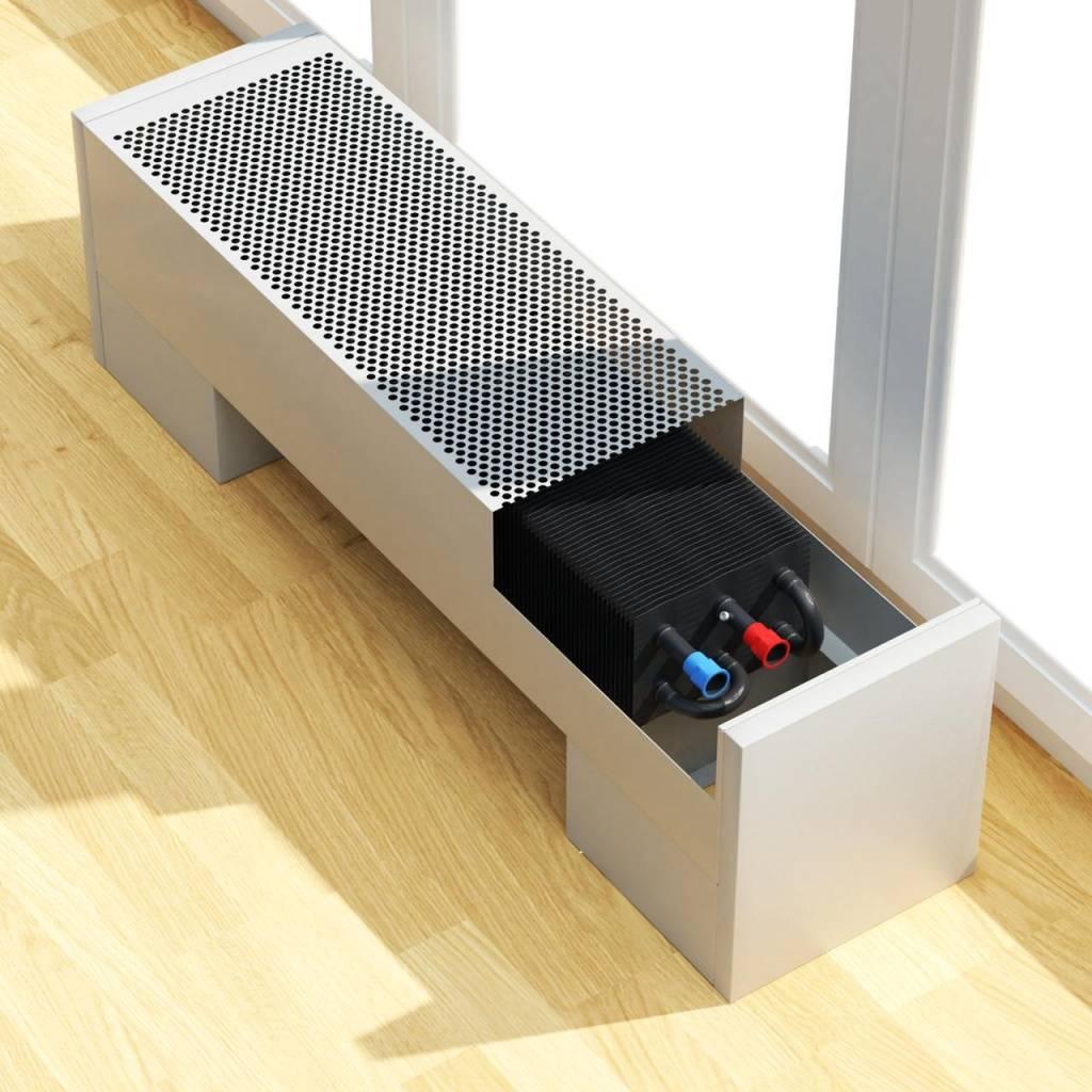 Конвектор напольный водяной для отопления и как выбрать настенный с вентилятором