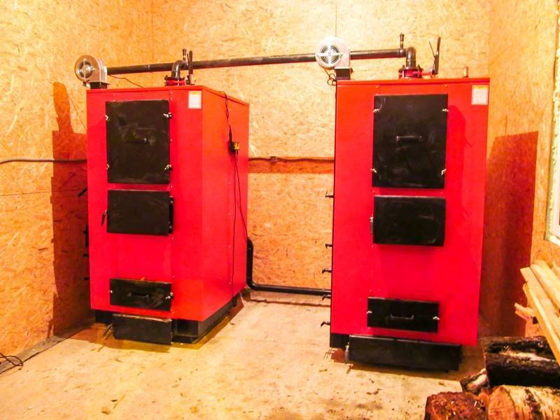 Смешанная, комбинированная система отопления частного дома